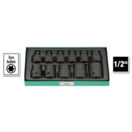 Torx gépi dugókulcs klt. E6-E24, 11db