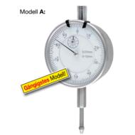 Mérőóra, pontosság: 0,01mm; ¤58mm Modell A