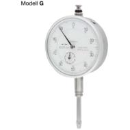 Mérőóra, pontosság: 0,01mm; ¤58mm Modell G