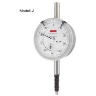 Mérőóra, pontosság: 0,01mm; 0-50mm; ¤58mm Modell J