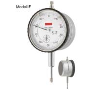 Mérőóra, pontosság: 0,01mm; ¤58mm Modell F