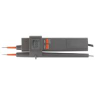 Kétpólusú digitális feszültségmérő műszer IP50, 5-500V AC+DC