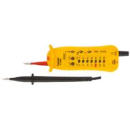 Kétpólusú feszültségmérő LED kijelző 12-690/6-220 V