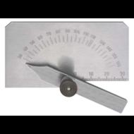 Csigafúró köszörülés sablon, állítható 30-160°