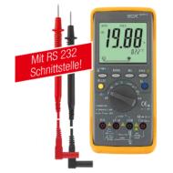 Multiméter, RS 232