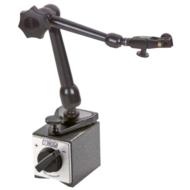 NOGA mechanikus mágneses méróra állvány, finom beállítással a mágnestalpon és a rudazaton