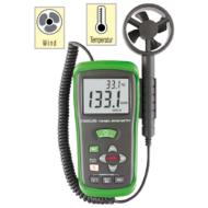 Digi-Duo szélsebesség 0-140 km/h és hőmérő -20+200 °C