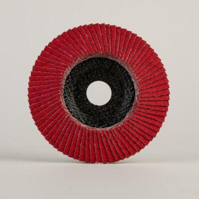 Lamellás csiszolótányér, kúpos (15°), ceramic (Köln)