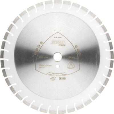 Gyémánt vágókorong benzinmotoros / asztali gépekhez DT600U SUPRA