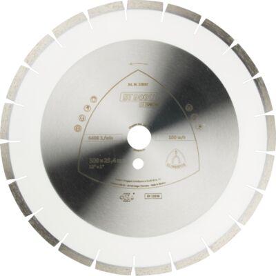 Gyémánt vágókorong benzinmotoros / asztali gépekhez DT900U SPECIAL