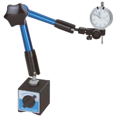 Mérőóraállvány, mágneses, 300 mm rádiusszal