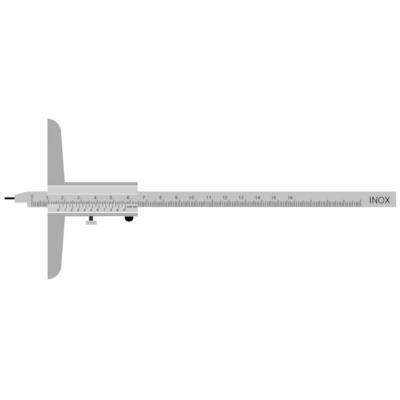 Mélységmérő tolómérő
