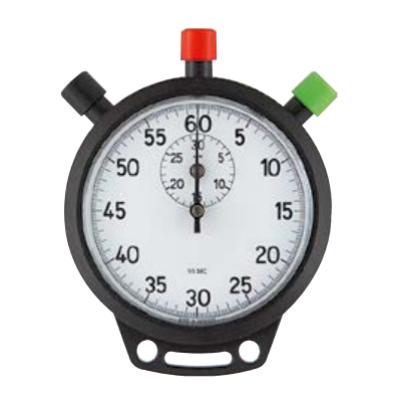 Stopperóra leolvasás 1/100 perc és 1/5 másodperc