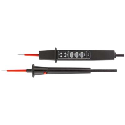 Kétpólusú feszültségmérő műszer 6-400V
