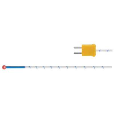 Gyors hőmérsékletérzékelő 2mm-es hőgyönggyel -50°C - +300°C