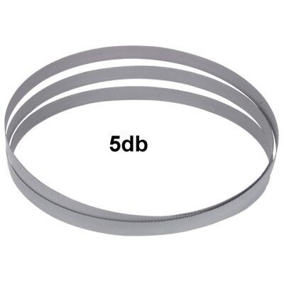 Fűrészszalagok Bi-Metal minden fémre (5db)